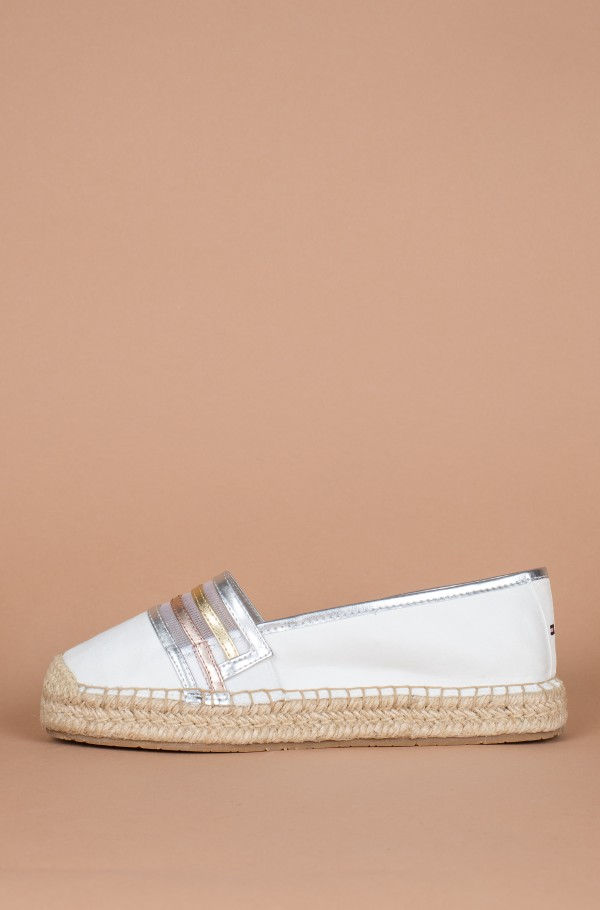 SEE-THROUGH DETAIL ESPADRILLE-hover