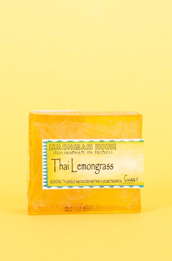 SOAP BAR LEMONGRASS 75 G