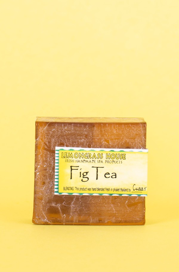 SOAP BAR FIG TEA 75g