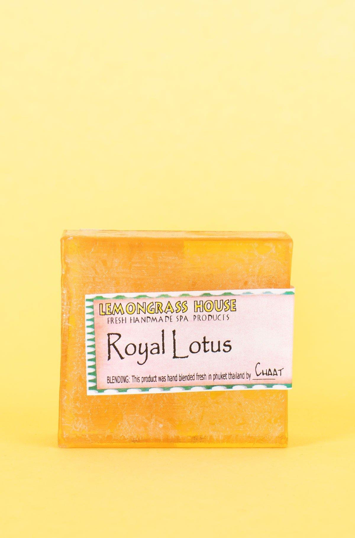 Soap SOAP BAR ROYAL LOTUS 75 G-full-1