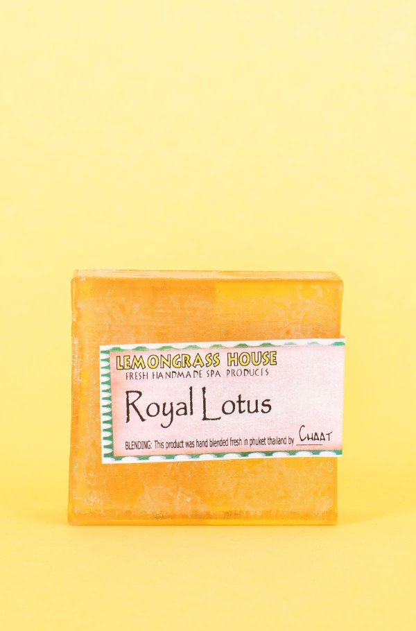 SOAP BAR ROYAL LOTUS 75 G