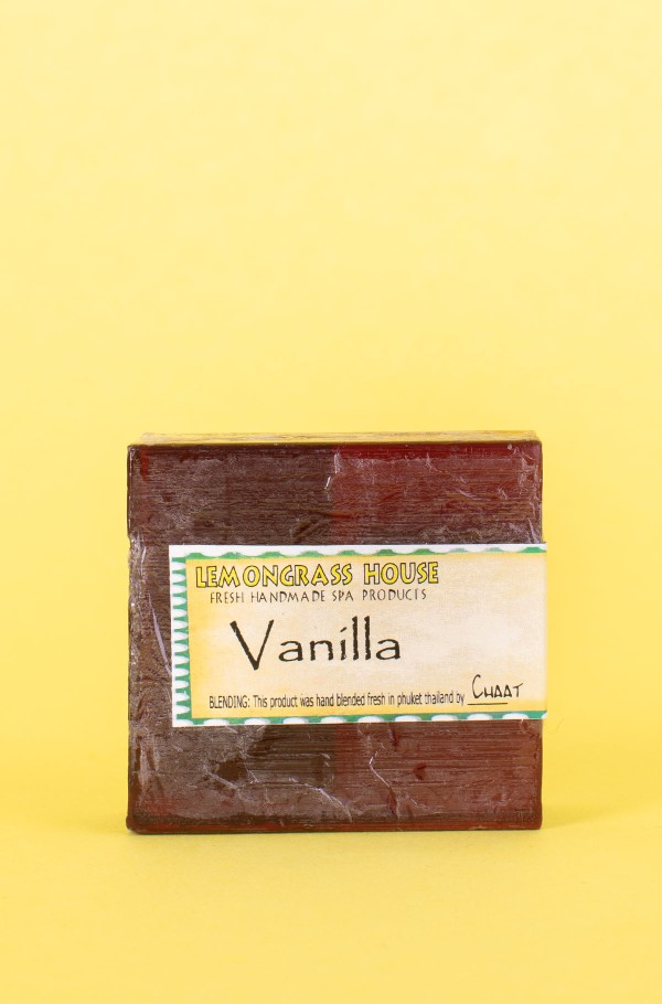 SOAP BAR VANILLA 75 G