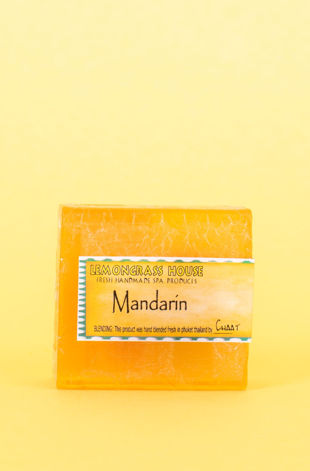 Muilas SOAP BAR MANDARIN 75G-full-1