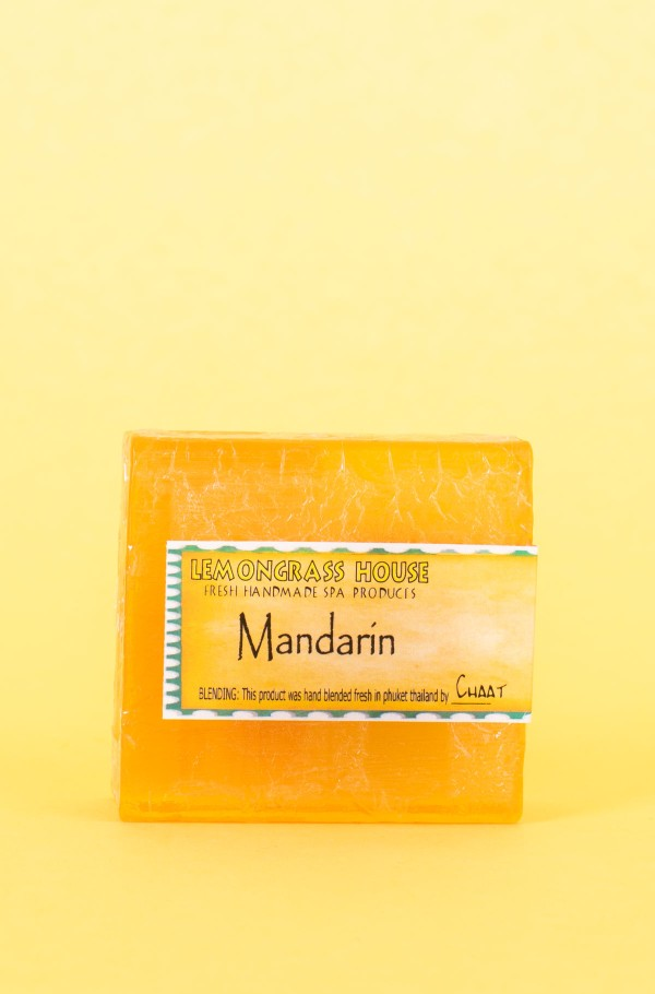 SOAP BAR MANDARIN 75G