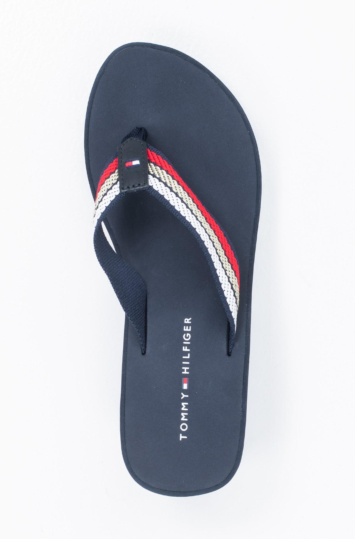9a4171819a0e Platform flip-flops ICONIC WEDGE BEACH SANDAL Tommy Hilfiger, Womens ...