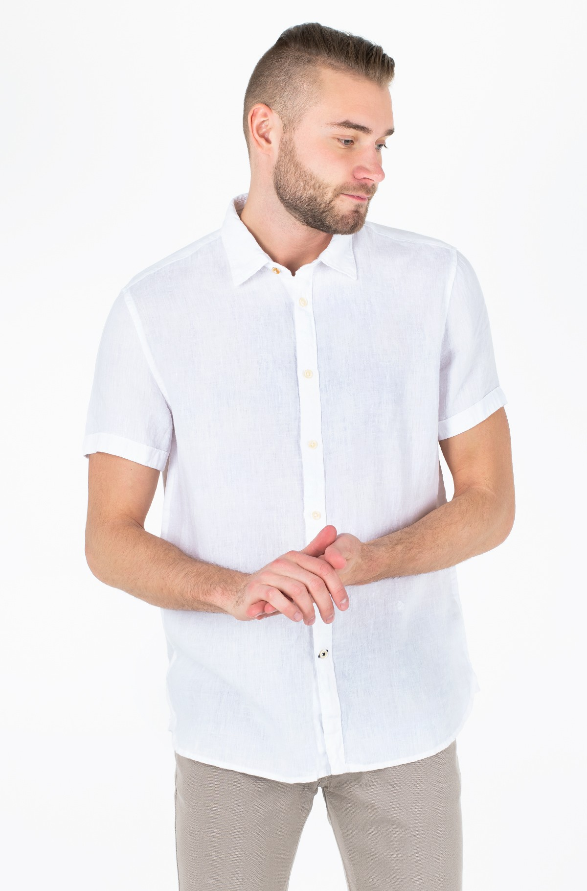Marškiniai su trumpomis rankovėmis JOHN/PM305825-full-1