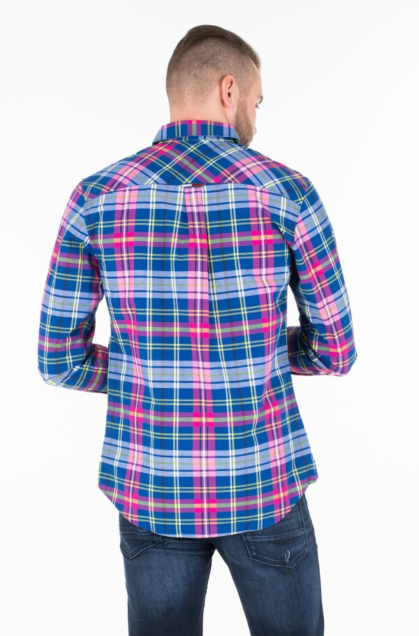 TJM ESSENTIAL BIG CHECK SHIRT-hover
