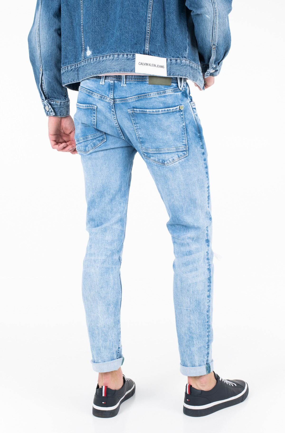 Jeans STANLEY DISTRESSED ECO/PM204843-full-2