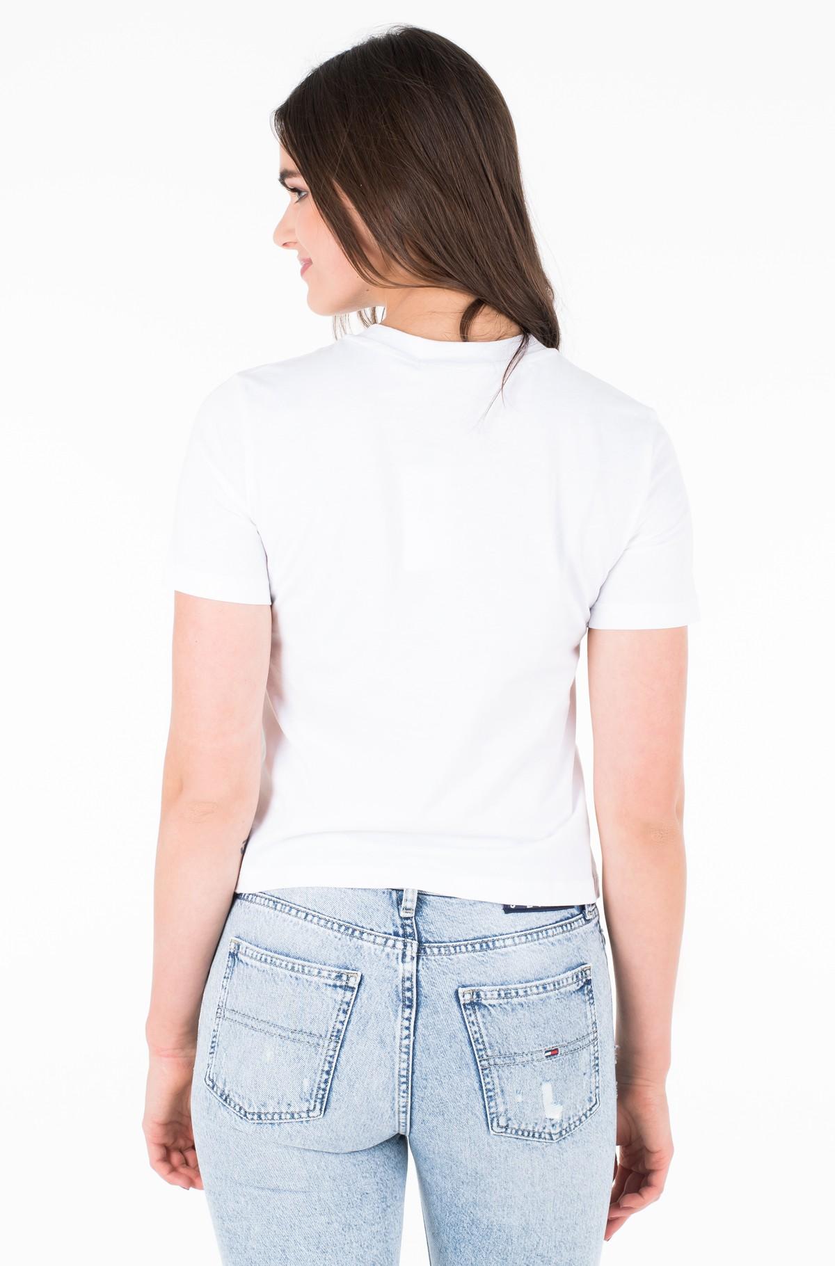 Marškinėliai PEARLIZED MULTI CALVIN TEE-full-2