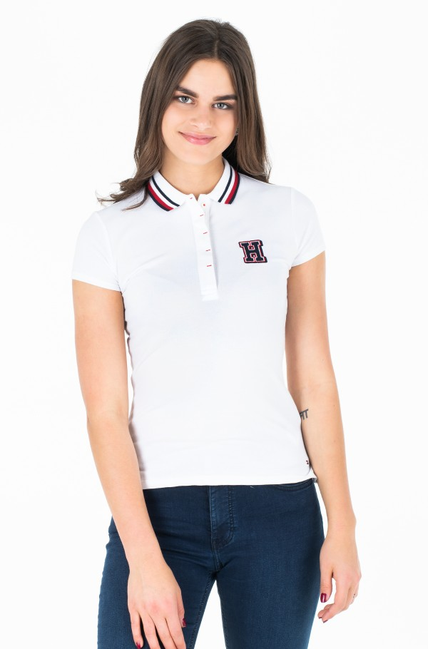 THEA GLOBAL TIPPING POLO SS