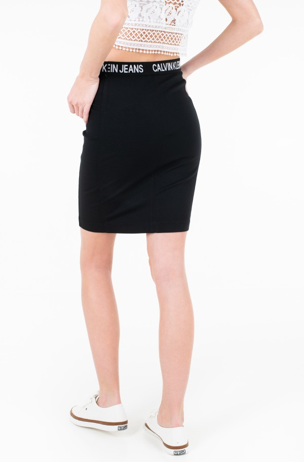 MILANO PENCIL SKIRT-hover