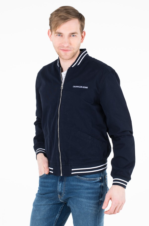 VARSITY COTTON BOMBER