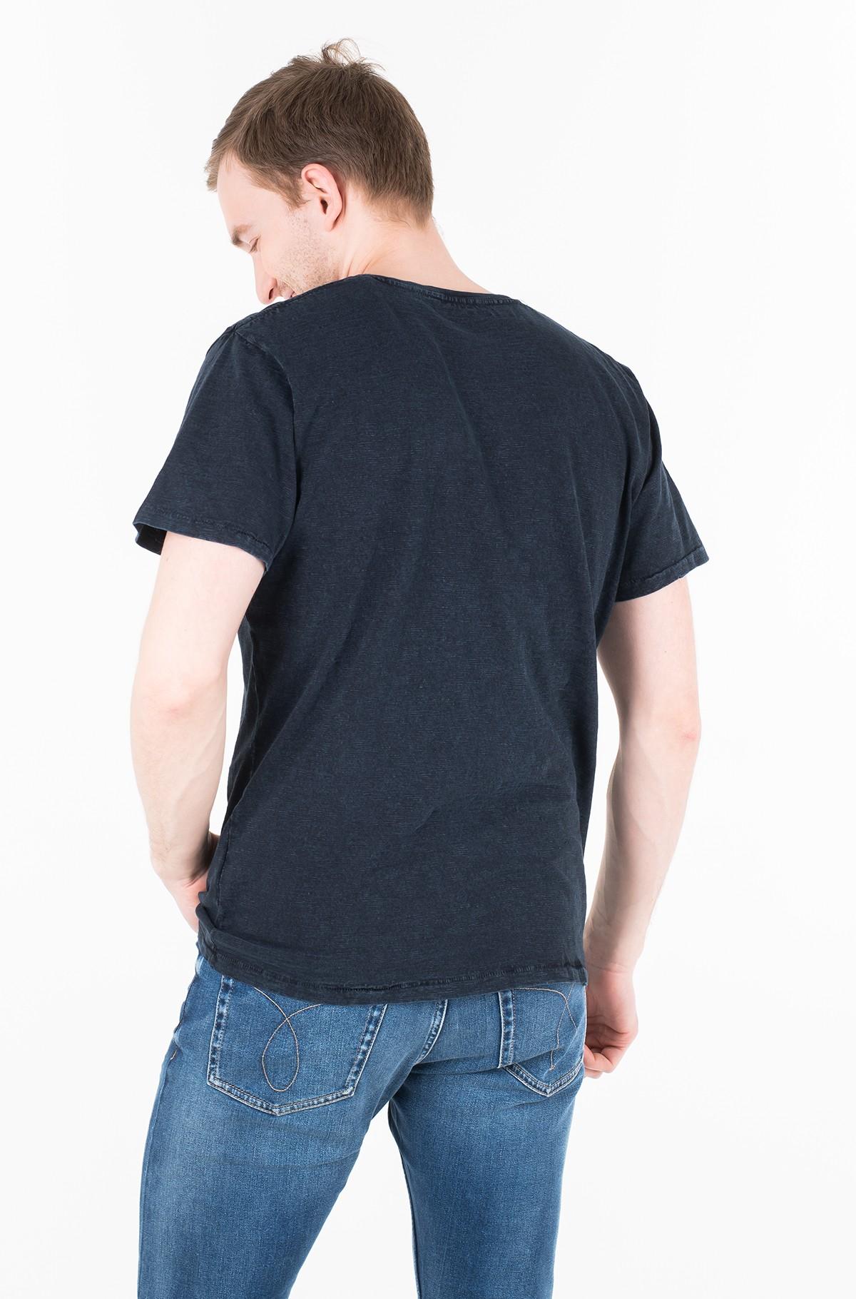 Marškinėliai ESSENTIAL DENIM TEE/PM503992-full-2