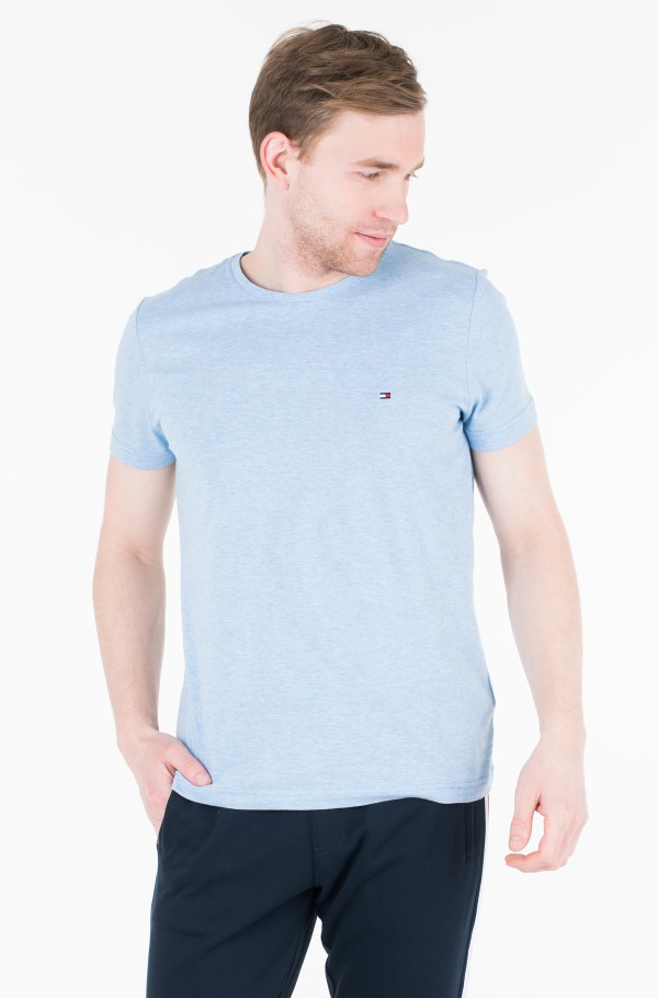 ESSENTIAL HEATHER TEE