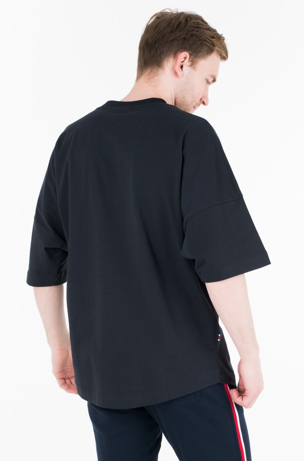 LH CHEST H LOGO TEE-hover