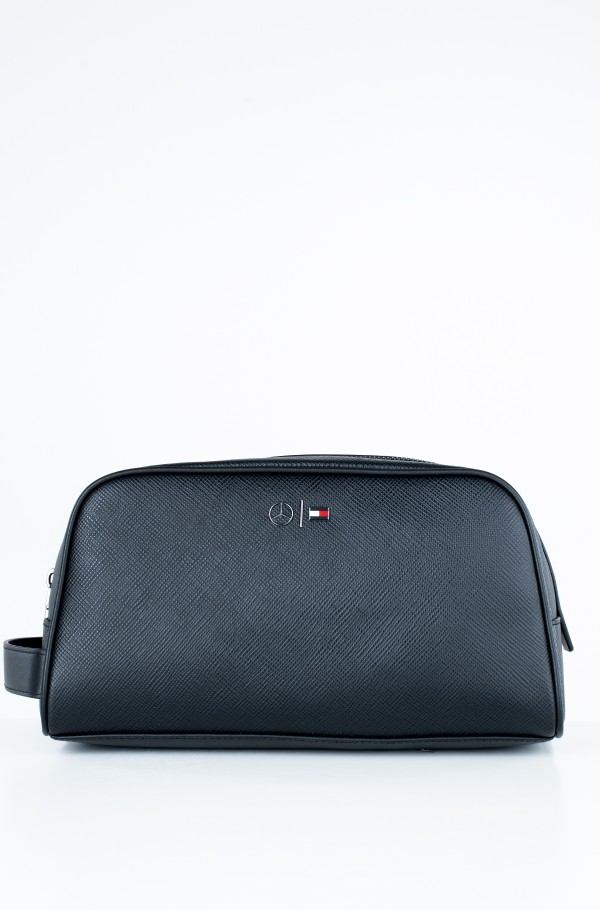 MB CAPSULE LEATHER WASHBAG