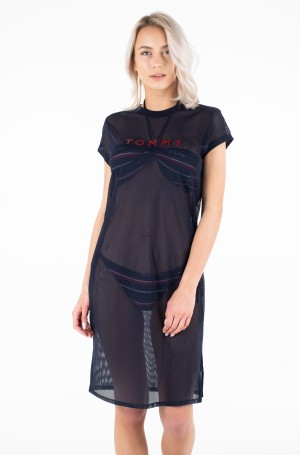 Beach dress MESH TEE DRESS UW0UW01527-1
