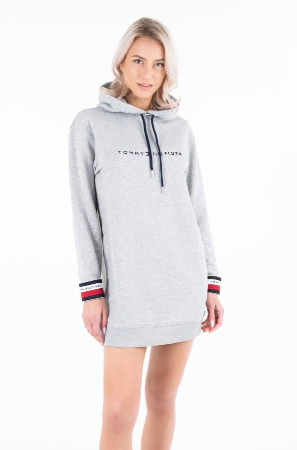 CORP HILFIGER HOODED DRESS LS