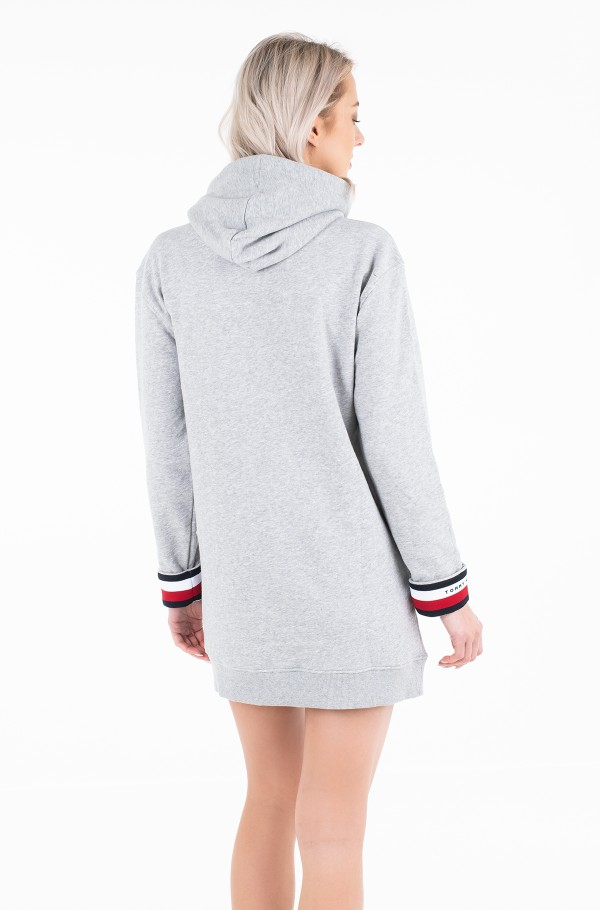 CORP HILFIGER HOODED DRESS LS-hover