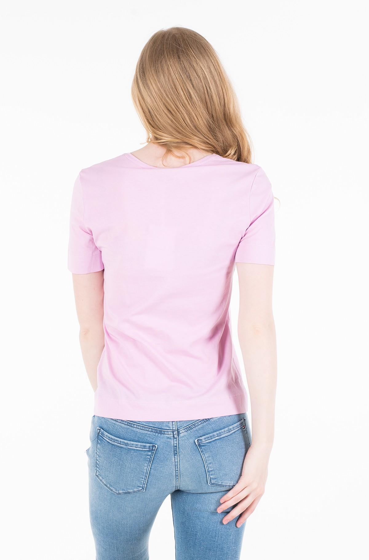 T-shirt TESSA V-NK TEE SS-full-2
