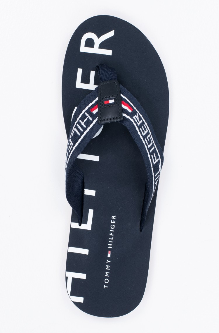 92f0e5d204bd Flip-flops SEASONAL STRIPE BEACH SANDAL Tommy Hilfiger