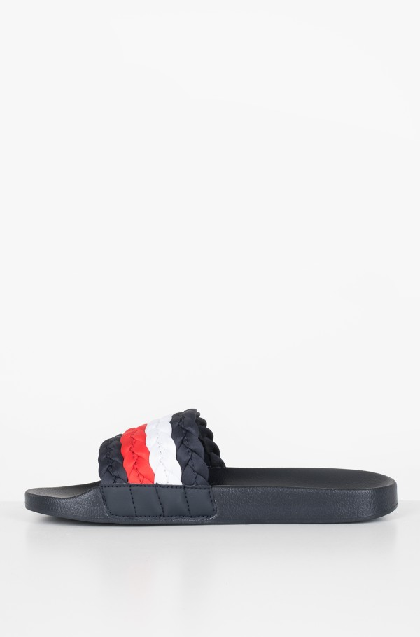 CORPORATE HILFIGER POOL SLIDE-hover
