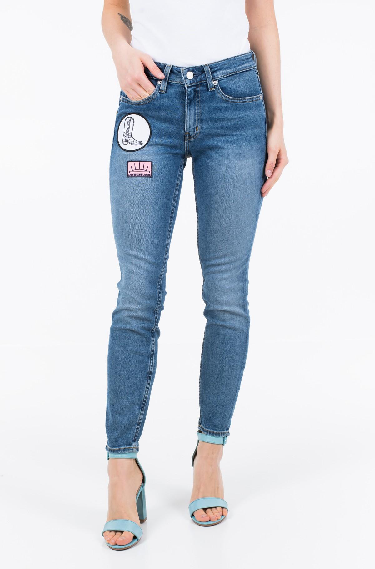 Jeans CKJ 011 MID RISE SKINNY ANKLE J20J210988-full-1