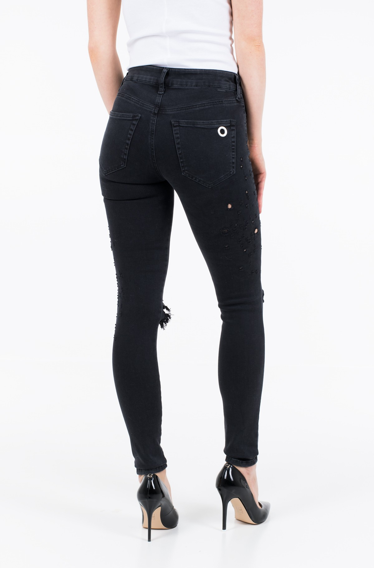 Jeans 085AW SLANDY TROUSERS	-full-2