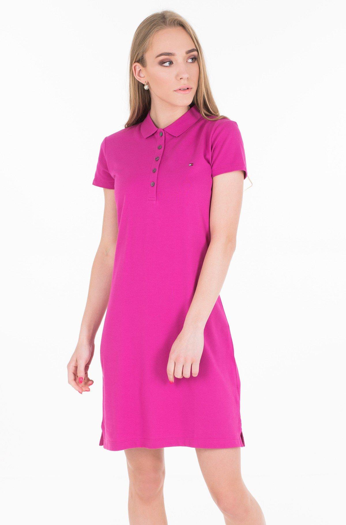 Suknelė NEW CHIARA STR PQ POLO DRESS SS-full-1