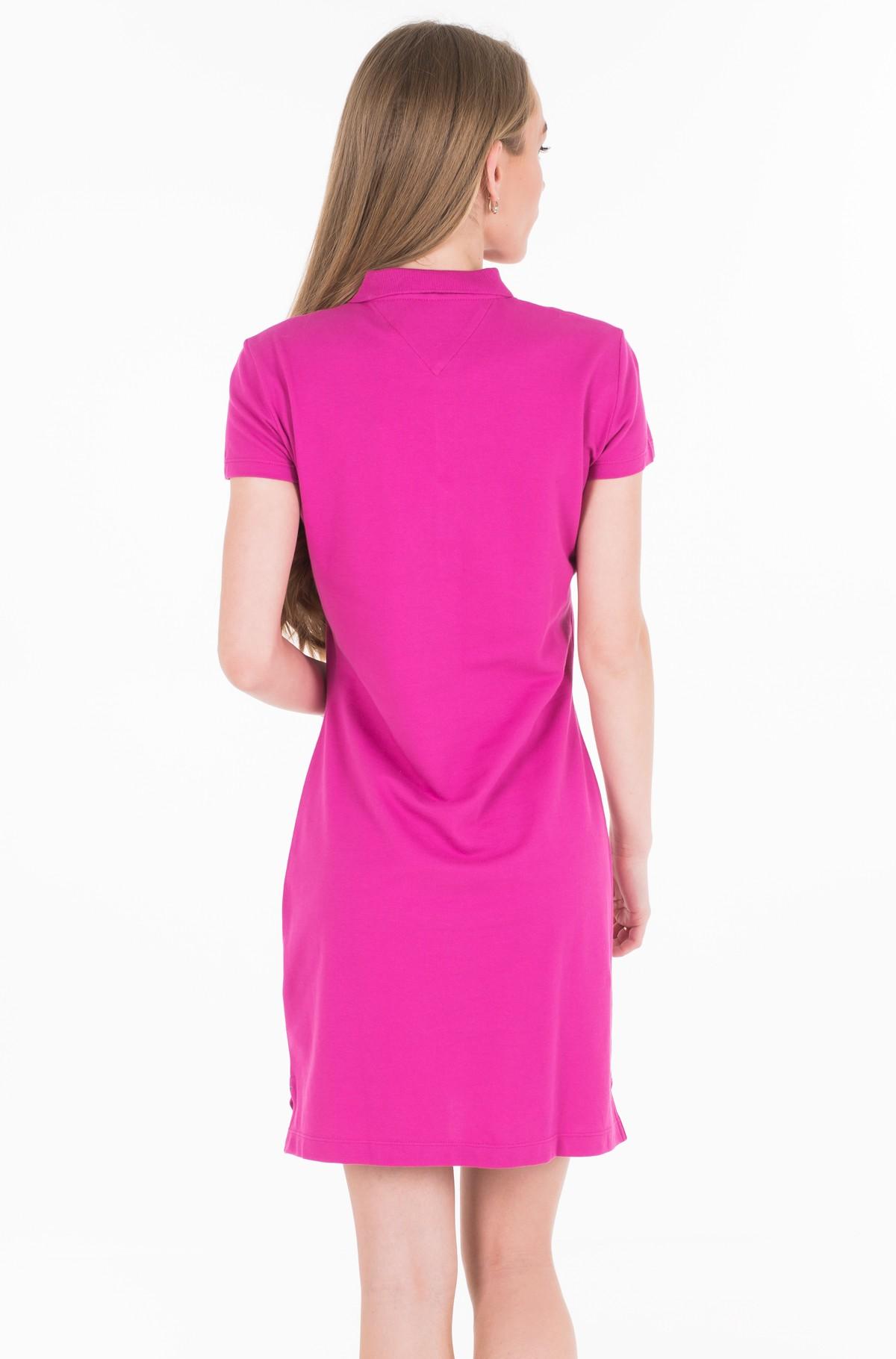 Suknelė NEW CHIARA STR PQ POLO DRESS SS-full-2