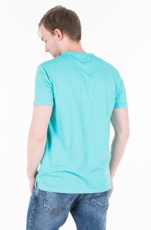 T-shirt Tjm Modern Jaspe Tee-2