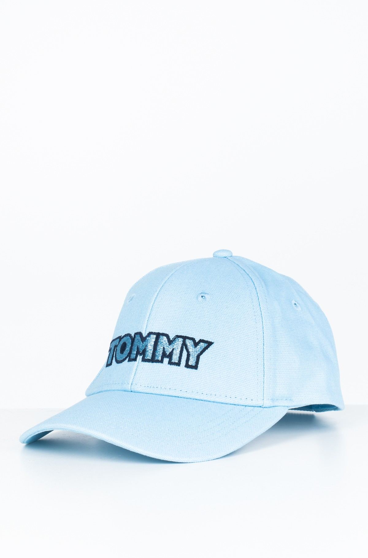Kepurė su snapeliu  TOMMY PATCH CAP-full-1