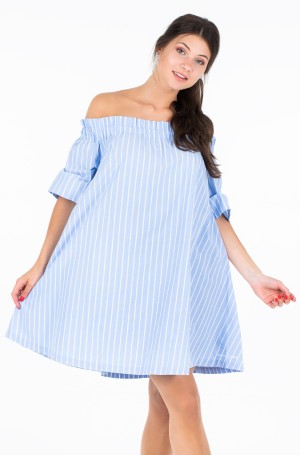 Kleit TJW SUMMER OFF SHOULDER DRESS-1
