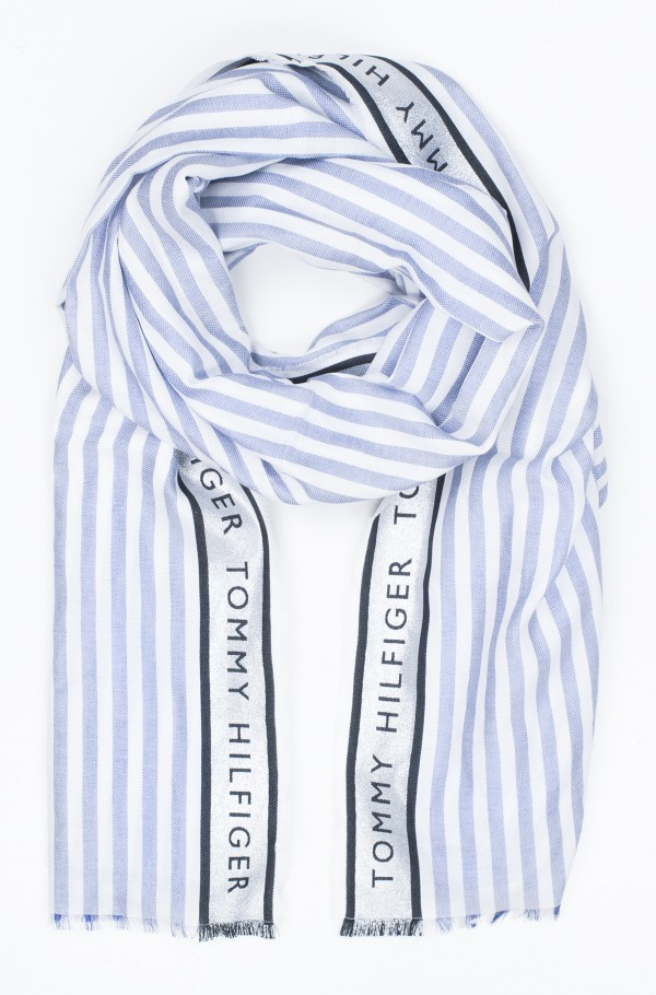 TOMMY SELVEDGE SCARF