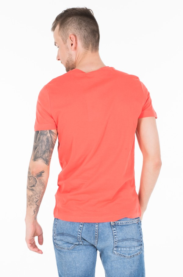 INSTITUTIONAL LOGO  SLIM SS TEE-hover