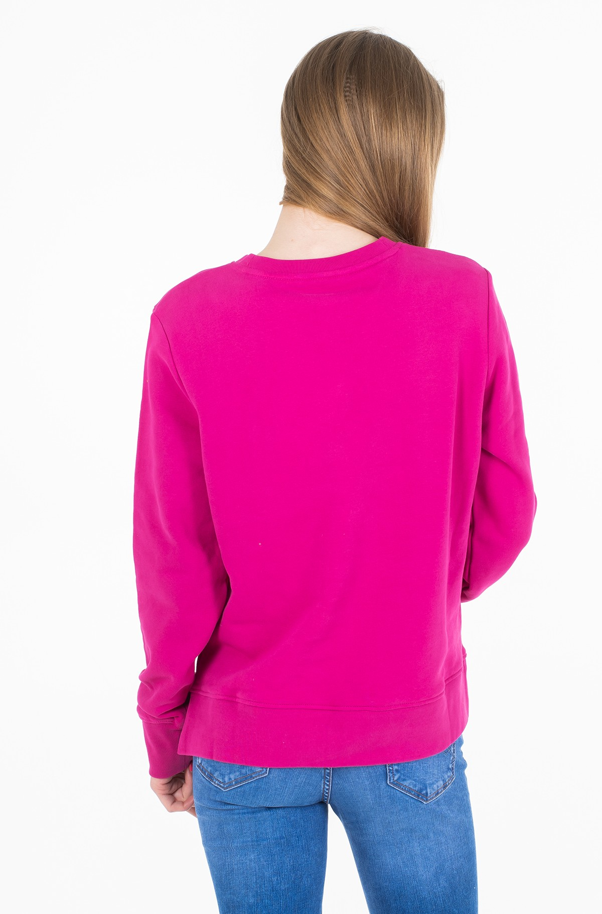 Džemperis CLAIRE SWEATSHIRT C-NK LS	-full-2