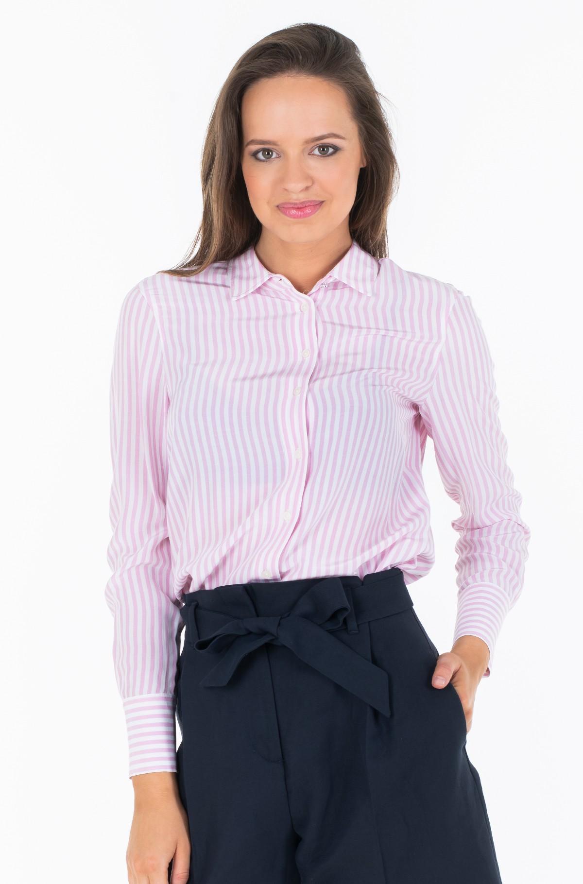 Marškiniai FLEUR SHIRT LS-full-1