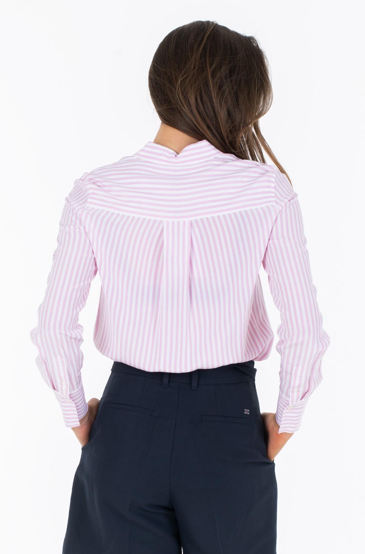 Marškiniai FLEUR SHIRT LS-full-2