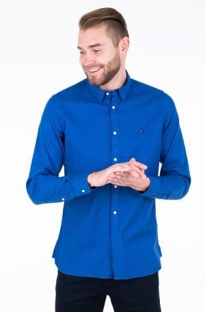 Marškiniai SLIM GARMENT DYED DOBBY SHIRT-1