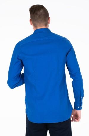 Marškiniai SLIM GARMENT DYED DOBBY SHIRT-2