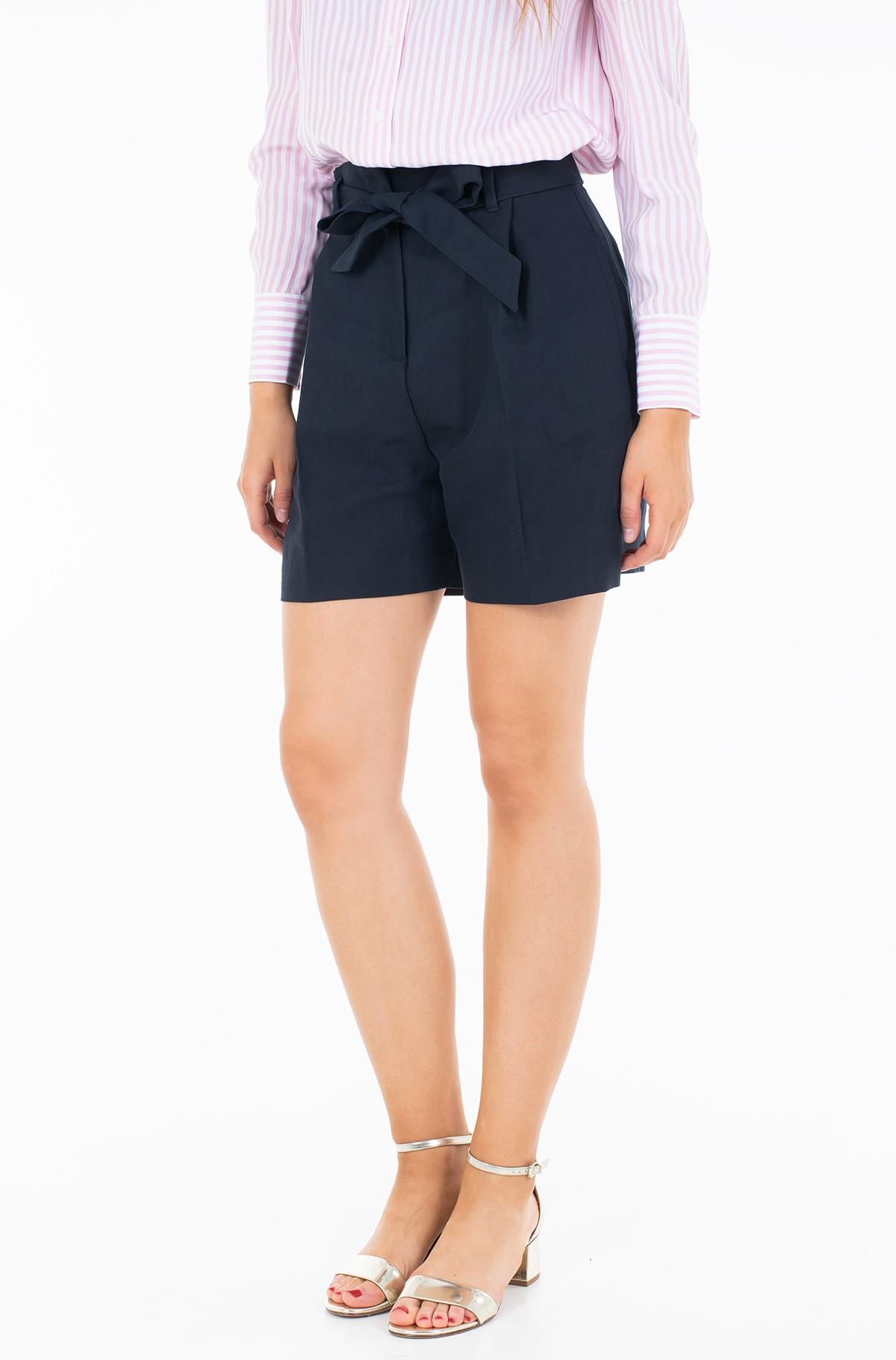 Lühikesed püksid CAROLINA HW BERMUDA-full-1