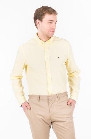Marškiniai GARMENT DYED POPLIN SHIRT-1