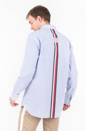 Marškiniai ICON OVERSIZED STRIPE SHIRT-2