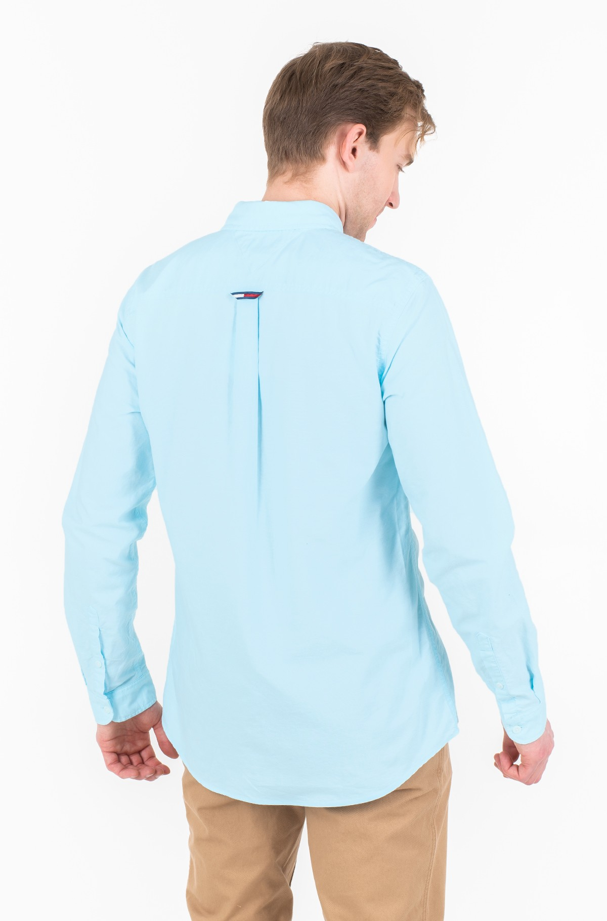 Marškiniai TJM CLASSICS OXFORD SHIRT-full-2