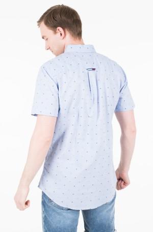 Marškiniai su trumpomis rankovėmis TJM SHORT SLEEVE DOBBY SHIRT-2