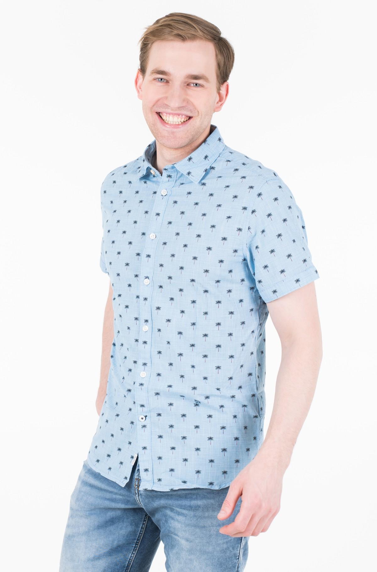 Marškiniai su trumpomis rankovėmis TRACE/PM305851-full-1
