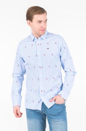 Marškiniai TJM NOVELTY DOBBY SHIRT-1