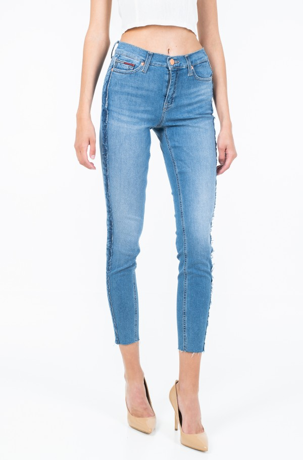 MID RISE SKINNY NORA 7/8 SMBS