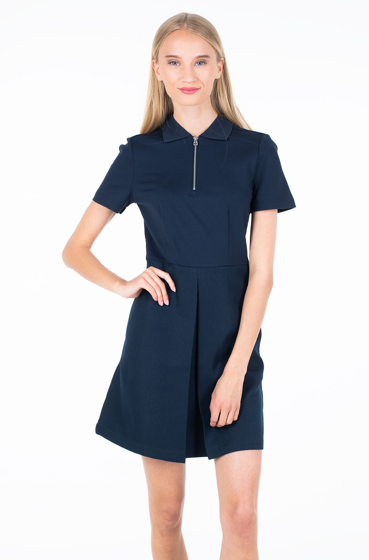 Suknelė CARA POLO DRESS SS-full-1