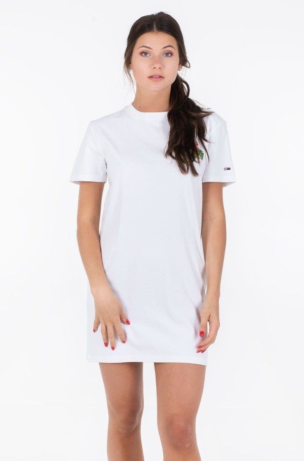 TJW SUMMER GRAPHIC TEE DRESS